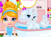 Игра Малышка Барби: Конкурс красоты питомцев