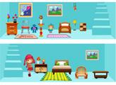 Игра Малышка Барби: Кукольный домик