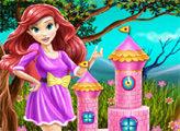 Игра Торт - Замок Принцессы