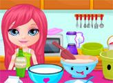 Игра Малышка Барби: Пижамная вечеринка