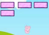 Игра Свинка Пеппа - арканоид