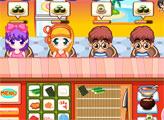Игра Магазин суши от Джессики