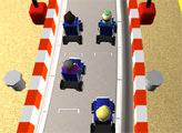 Игра Мини гонка 3D