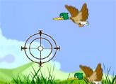 Игра Охотник за утками