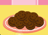 Игра Шоколадное печенье от шефа