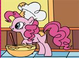 Игра Раскраски: Мой Маленький Пони