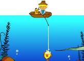 Игра Лодочная рыбалка