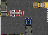 Игра Пожарная машина