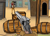 Игра Охотник за бандитами