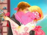 Игра Поцелуй в кимоно