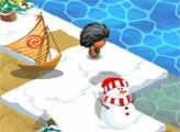 Игра Новогодняя Коллекция Моаны