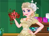 Игра Свадебное платье Эльзы