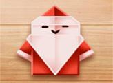 Игра Рождественские Оригами