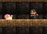 Игра Прыгающий шахтер