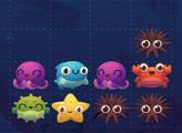 Игра Океанический тетрис