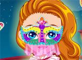 Игра Дизайнер карнавальных масок