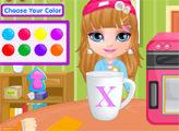 Игра Малышка Барби: Подарки для друзей