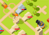 Игра Селяне: Товер Дефенс