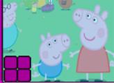 Игра Свинка Пеппа - тетрис