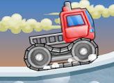 Игра Снегоход