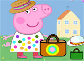 Игра Крутая свинка Пеппа