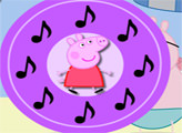 Игра Свинка Пеппа - музыкальная память