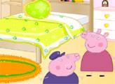 Игра Дом родителей свинки Пеппы