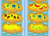 Игра Сумасшедшая пицца