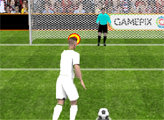 Игра Лига чемпионов: Штрафные удары