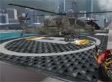 Игра Вертолет бомбомет