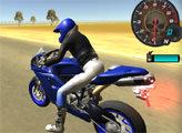 Игра 3Д мото симулятор 2