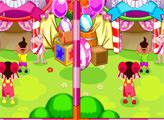 Игра Найди отличия в цирке