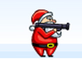 Игра Санта против Зомби
