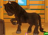 Игра Уход за пони
