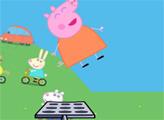 Игра Переправа свинки Пеппы