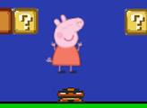 Игра Свинка Пеппа в мире Марио 3