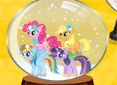 Игра Мой маленький Пони: Глобус