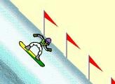 Игра PGX Snowboarding