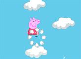 Игра Свинка Пеппа прыгает