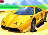 Игра Автомойка для спорткаров