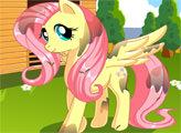 Игра Салон красоты для пони