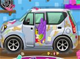 Игра Аврал на автомойке 2