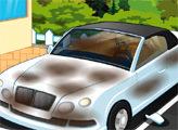 Игра Кабриолет на автомойке
