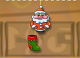 Игра Рождественские подарки: перережь веревку