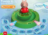 Игра Свинка Пеппа - карточки