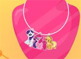 Игра Мой Маленький Пони: Ожерелье