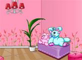 Игра Интерьер комнат для девушек 2
