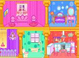 Игра Кукольный домик принцессы 2
