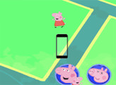 Игра Свинка Пеппа Го