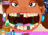 Игра Сумасшедший день у дантиста